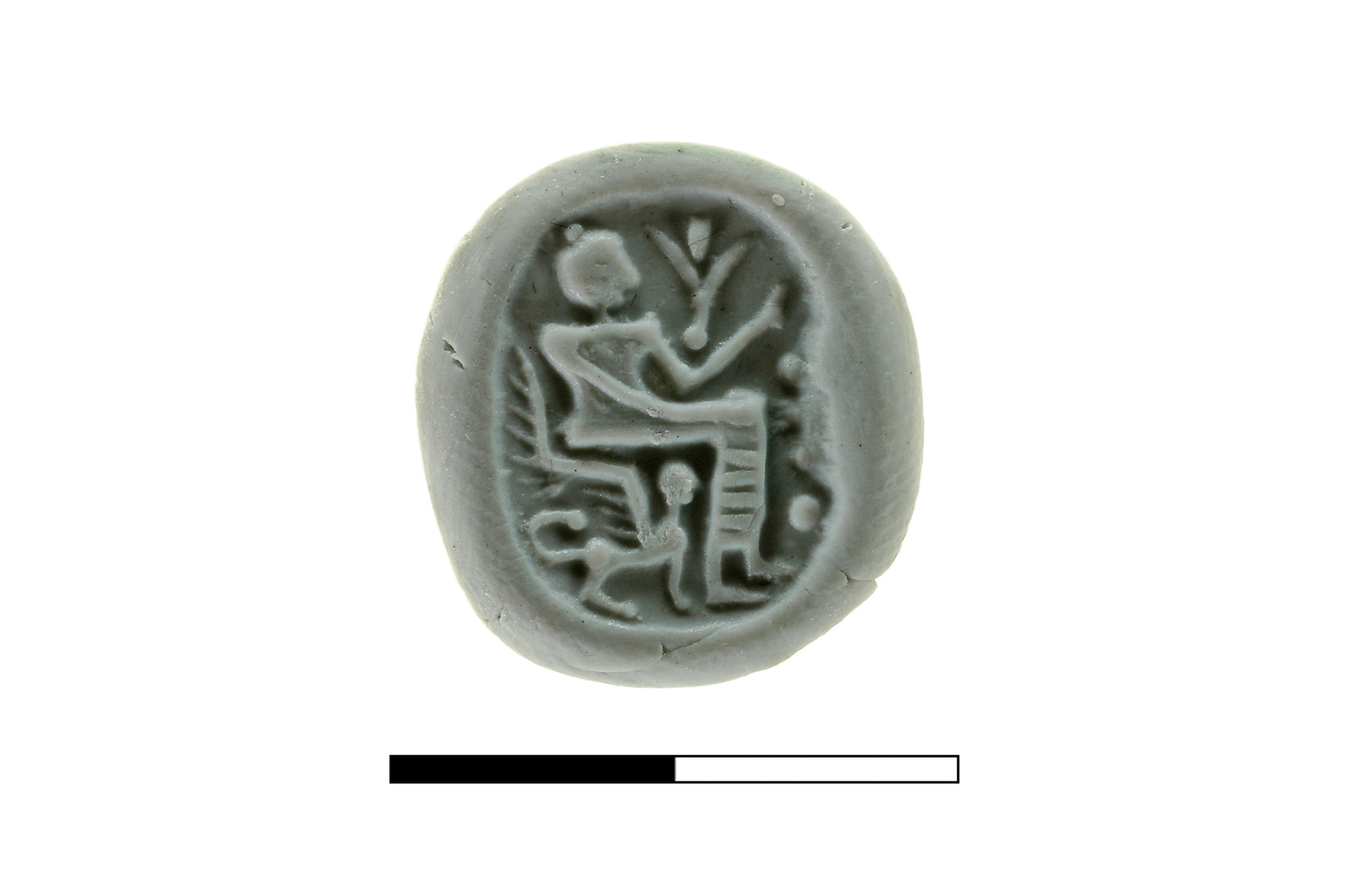 An Iron Age seal impression